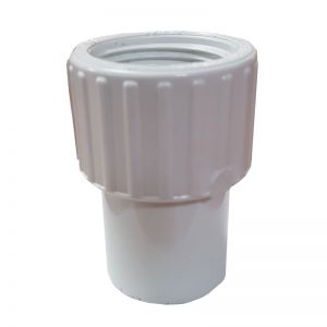 PVC Faucet Take Off Adaptor