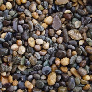Outback Black and Tan Pebble