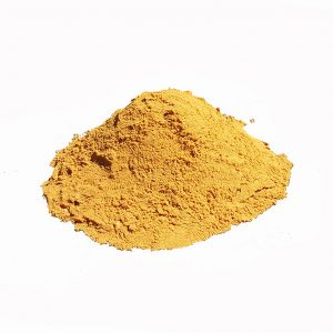 yellow plaster sand