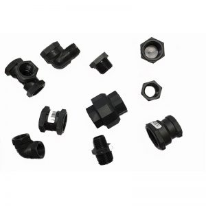 Poly Screwed Fittings