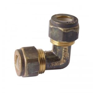 Brass Kinco Elbow