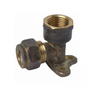 Brass Kinco Elbow Lugged
