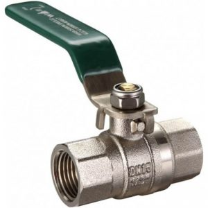 Ball Valve Dual Approved
