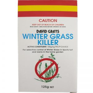 David Grays Winter Grass Killer