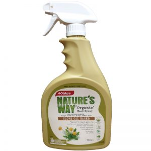 Yates Natures Way Organic Weed Spray
